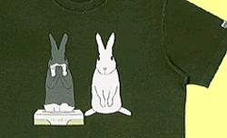 ユニクロXネピアTシャツ